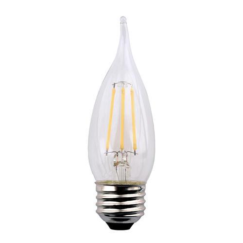 Led Light Bulb Candelabra Base: Lighting Science® 40W Daylight B11 Candelabra E26 Base
