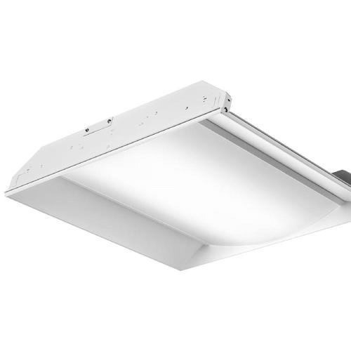 Lithonia Lighting 2 x 2 3300 Lumens Recessed LED Troffer at Menards®