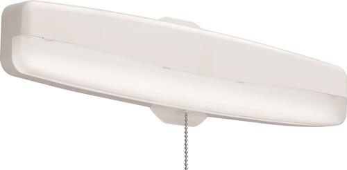 Lithonia Lighting 925 Lumens 18 X 3 White 1 Light Led Closet Flush Mount At Menards
