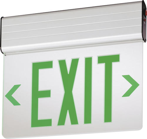 Lithonia Lighting Led Red Battery Pack Emergency Exit Light