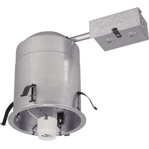 Lithonia lighting 5 aluminum icnon ic airtight remodel recessed lithonia lighting 5 aluminum icnon ic airtight remodel recessed housing at menards aloadofball Images