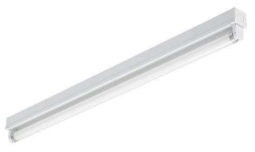 Lithonia Lighting 3 12 L White T8 Fluorescent Striplight At Menards