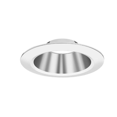 Lithonia Lighting 8 Inch Gloss Aluminum Recessed