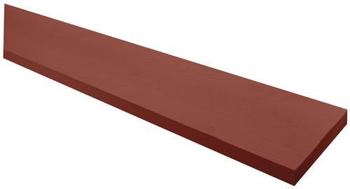 PPG Prefinished™ 1-1/4 x 4 x 16' Hunt Club Red Textured  Strand Trim Board