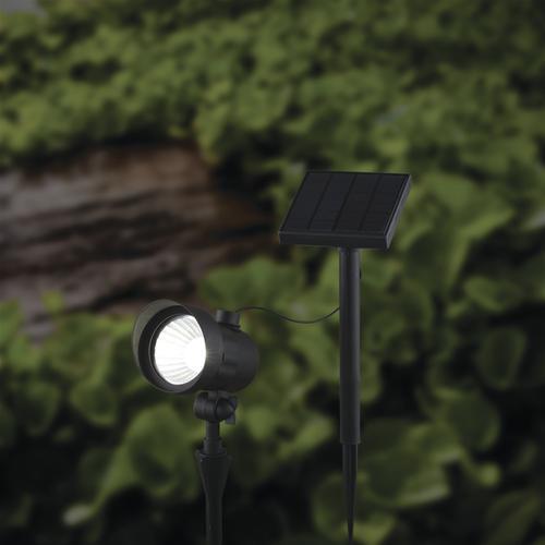 Outdoor Flood Light Bulbs Menards: Patriot Lighting® Solar Integrated LED Flood Landscape