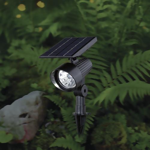 Outdoor Flood Light Bulbs Menards: Patriot Lighting® Solar LED Flood Light At Menards®