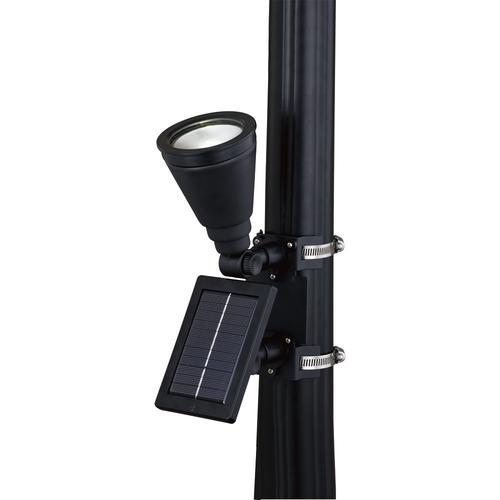 Solar Lights At Menards: Patriot Lighting® Solar Integrated LED Flag Light At Menards®