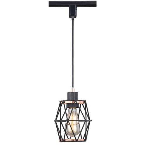 Liam 1 Light Track Lighting Pendant At