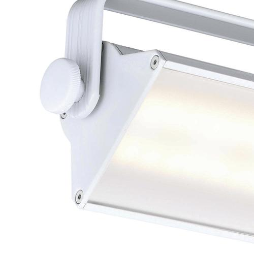 Led Track Light Head White: Patriot Lighting® Utility White LED Track Lighting Head At
