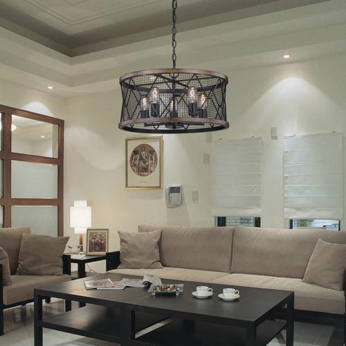 "Kitchen Ceiling Lights Menards: Patriot Lighting® Elegant Home Bodhi 20"" Black And Replica"