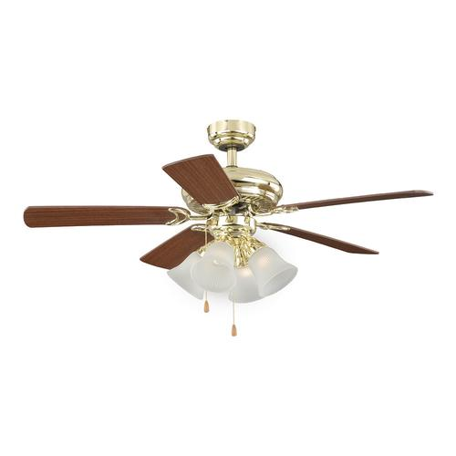 "Turn Of The Century® Minerva 44"" Indoor Ceiling Fan At"