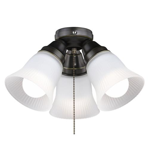 Porter Ii 3 Light Oil Rubbed Bronze Led
