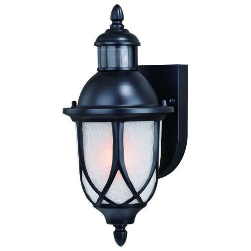 Patriot Lighting® Levittown II Textured Black Motion