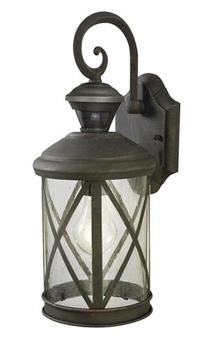 Patriot Lighting® DUALUX Motion Sensor Outdoor Security Wall Light