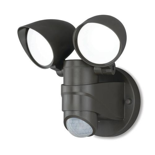 Patriot Lighting® LED Dual Head Motion Sensor Outdoor