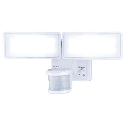 Patriot Lighting® Dualux LED Dual Head Motion Sensor