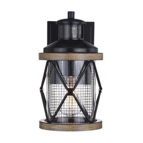 Patriot Lighting® Elegant Home Dualux® Bodhi Black