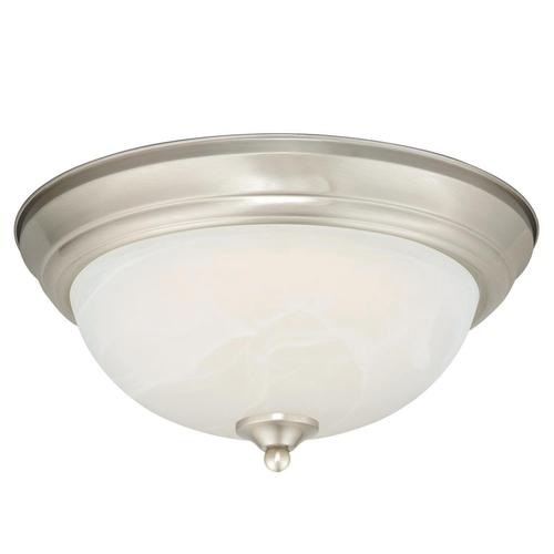 patriot lighting payton led flush mount ceiling light at menards