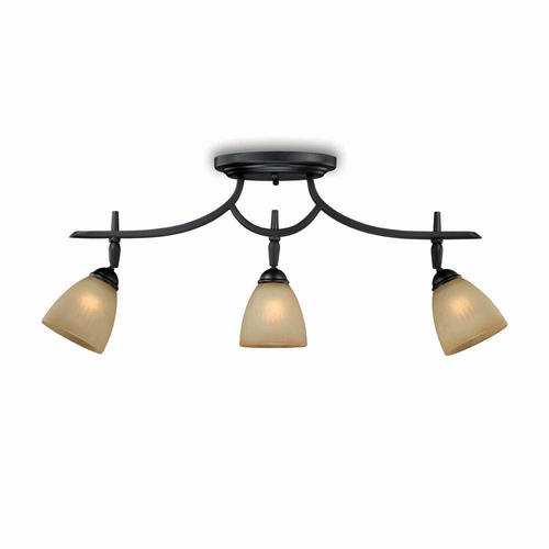 Patriot Lighting Somerville 29 5 Oil Rubbed Bronze Transitional Track Light At Menards
