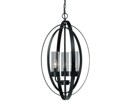Patriot Lighting Chandelier: Patriot Lighting® Newberry 18.125