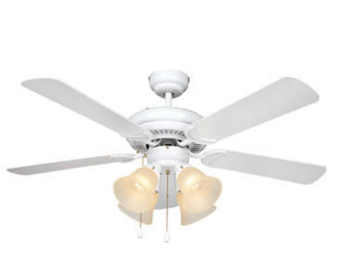 Turn of the century minerva 44 white transitional ceiling fan at turn of the century minerva 44 white transitional ceiling fan at menards aloadofball Choice Image