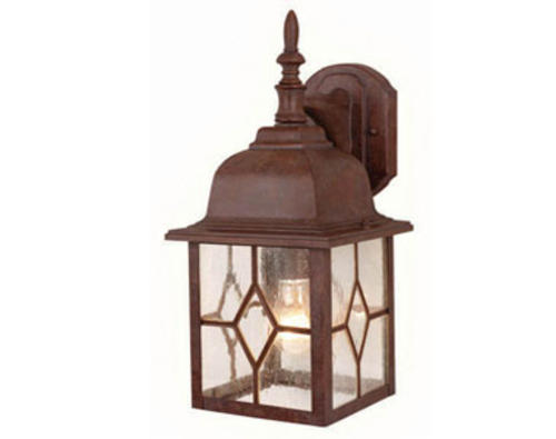 Patriot Lighting 174 Lawrence Rustic Brown 15 5 Quot Outdoor Wall