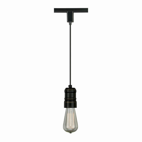 "Patriot Led Track Lighting: Patriot Lighting® Bolla 2.13"" Bronze Oxidizing 1-Light"