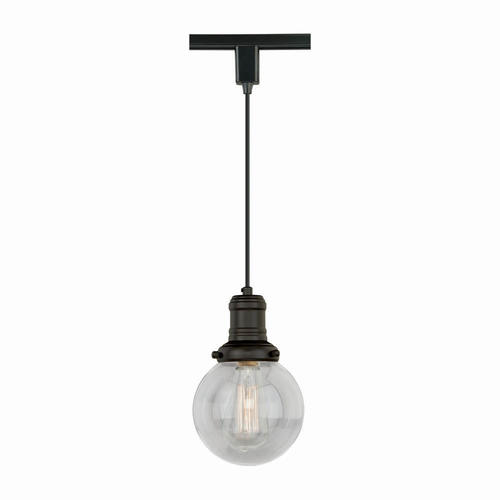 Patriot Lighting Loft 5 875 Bronze 1 Light Track