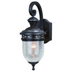 Patriot Lighting Elegant Home Dualux Oaklynn Forged Sienna Motion Sensor Outdoor