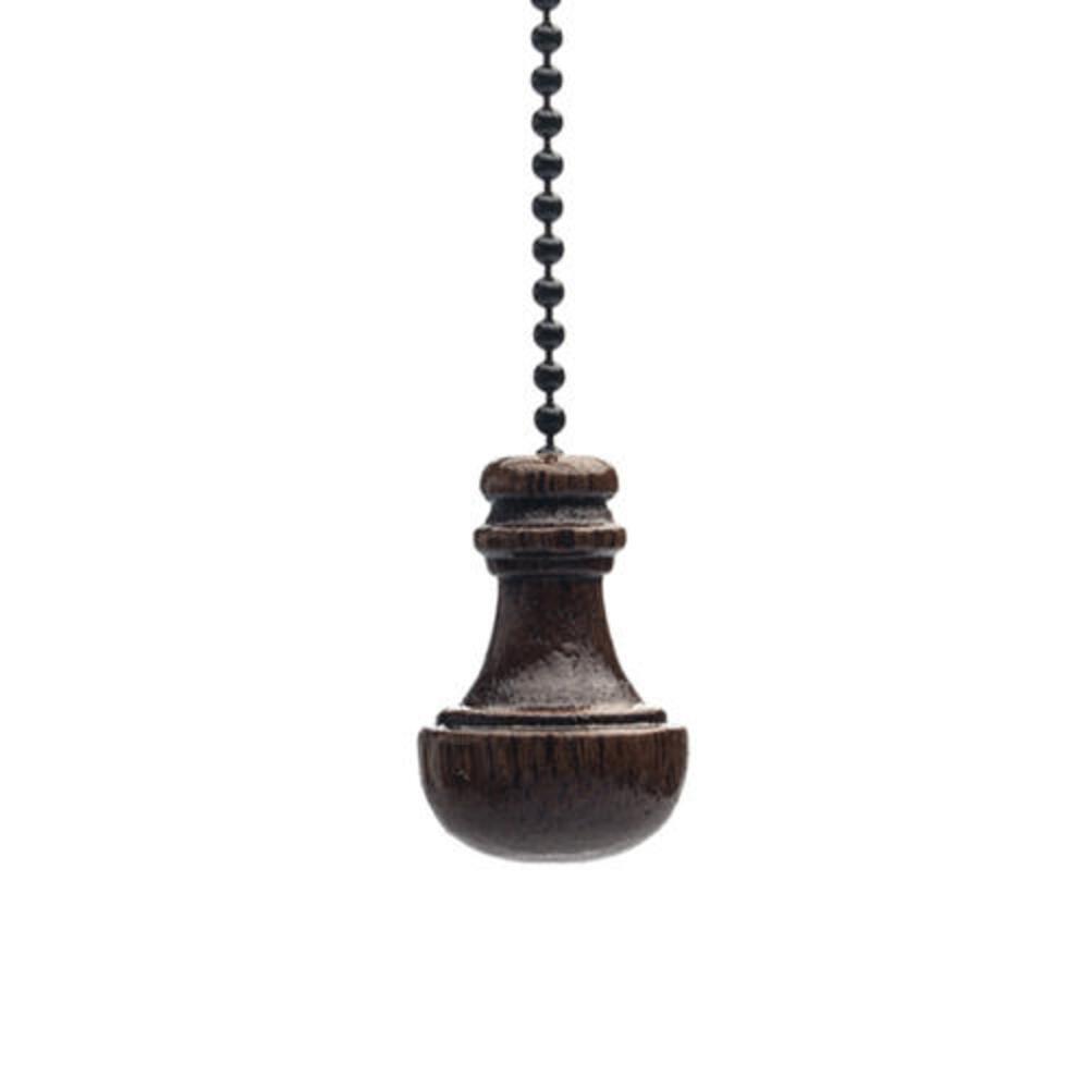Patriot Lighting Mahogany Pull Chain At Menards