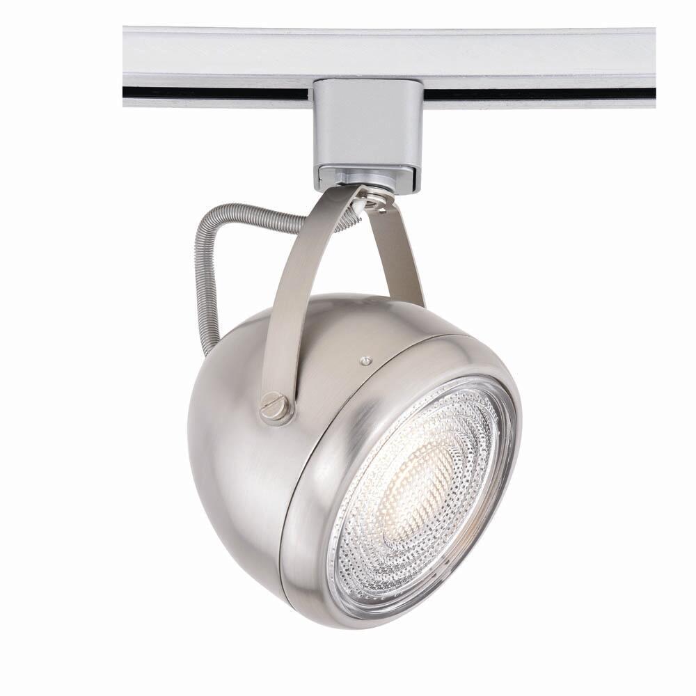 Patriot Lighting Dasha 1 Light Led Track Lighting Head At Menards
