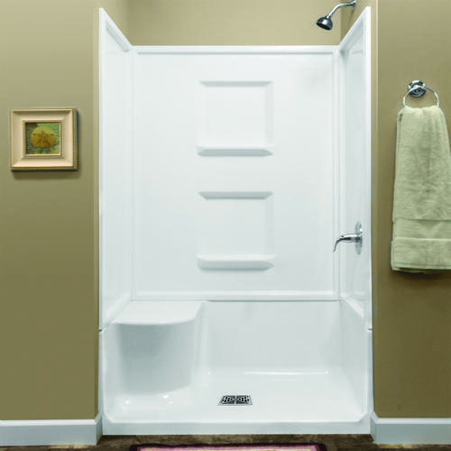 Lyons Linear 48 Quot Left Hand Seated Shower At Menards 174