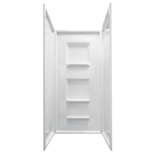 Lyons Linear 32 X 32 Shower Wall Surround At Menards
