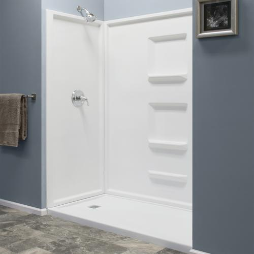 Lyons Linear 60 W X 32 D Shower Base With Right Drain At Menards