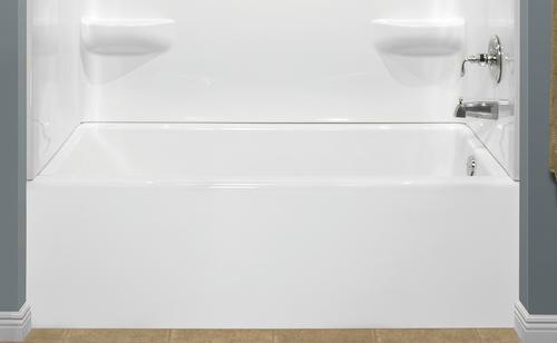 Lyons Linear 60 X 32 X 19 Soaking Bathtub At Menards