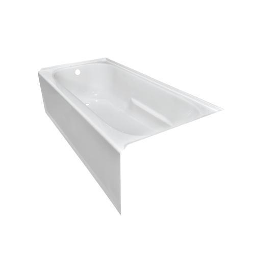 Lyons Elite 60 X 30 X 16 Soaking Bathtub At Menards