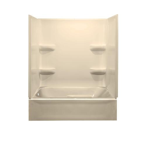 Lyons Elite 60 W X 32 D X 78 H Bathtub Shower Kit At Menards
