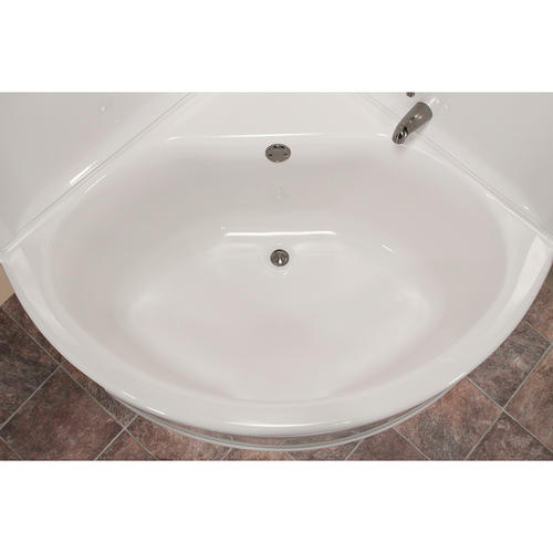 48 x 48 corner bathtub home ideas for Lyons whirlpool tub