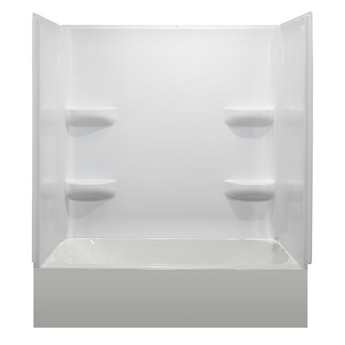 Lyons Victory 54 X 27 X 16 Bathtub With Right Drain At Menards