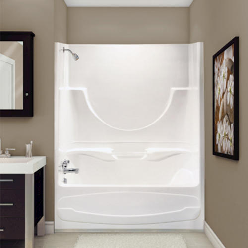 MAAX Figaro II -2-Piece Tub Shower - AFR -Right Drain at Menards®