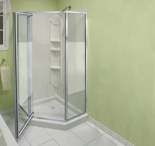 Neo Angle Corner Shower Kits Product DetailsSterling Plumbing