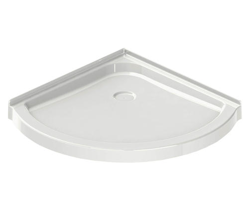 Maax 174 36 Quot X 36 Quot Round Acrylic Shower Base With Center
