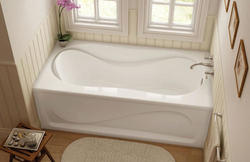 MAAX Cocoon 60  x 30  IFS White Soaker Bathtub  Right Drain at Menards MAAX Cocoon 60  x 30  IFS White Soaker Bathtub  Right Drain at  . Maax Avenue Bathtub Installation Instructions. Home Design Ideas