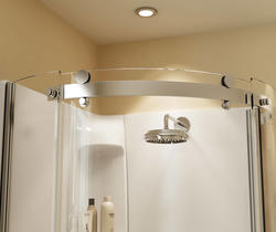Maax 174 Olympia 40 Quot W Round Shower Door Enclosure With Shower