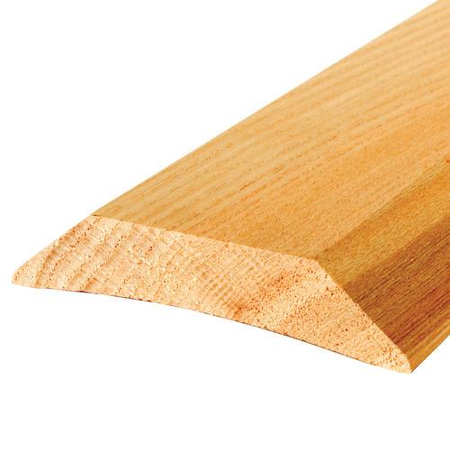 "M-D Custom Size Low Hardwood Threshold 25-3/16"" Long"