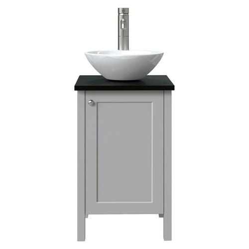 Magick Woods 18 W X 16 D Whyndam Bathroom Vanity Cabinet At Menards