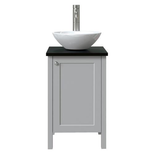 Magick Woods 18 W X 16 D Whyndam Bathroom Vanity Cabinet At Menards