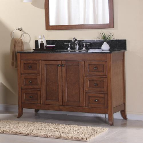 Enjoyable Magick Woods Elements Ashwell 48W X 21D Bathroom Vanity Complete Home Design Collection Epsylindsey Bellcom