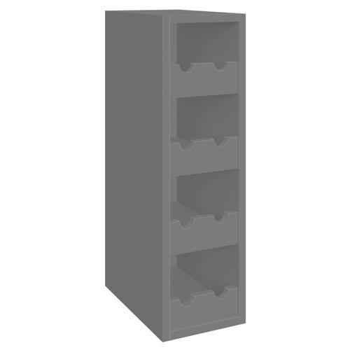 White Kitchen Cabinets At Menards: KLËARVŪE Cabinetry® Open Shelf/Wine Cabinet At Menards®