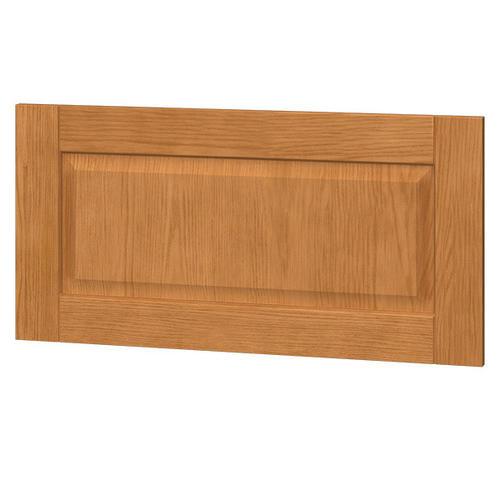 KlËarvŪe Cabinetry 30 X 15 Visby Golden Oak Slab Drawer Front